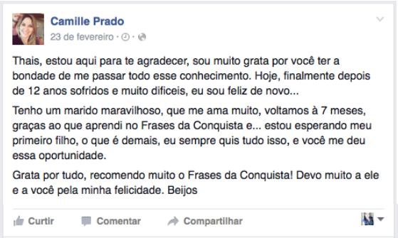 e-book Frases da Conquista